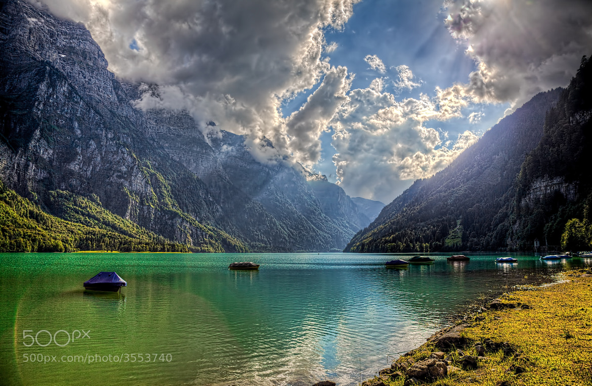 Photograph Emerald Valley by Laimonas Ciūnys on 500px
