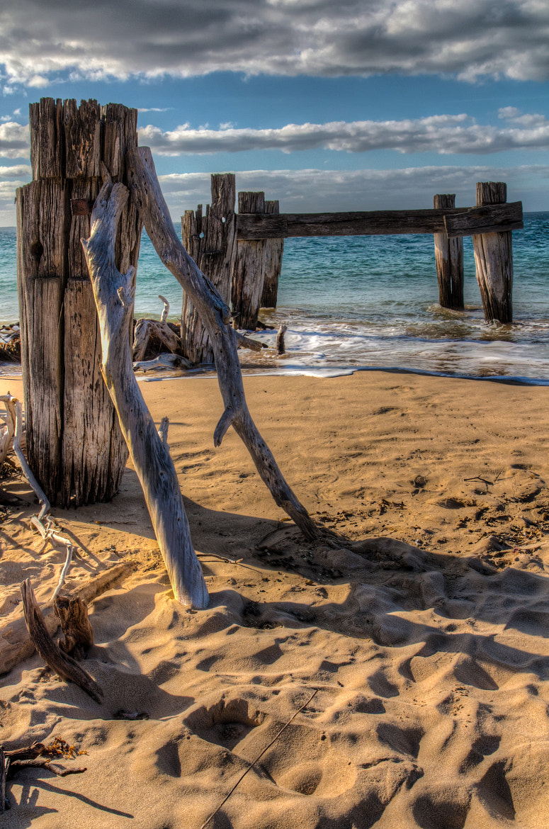 Photograph Of Jetty's Past by William Yencken on 500px