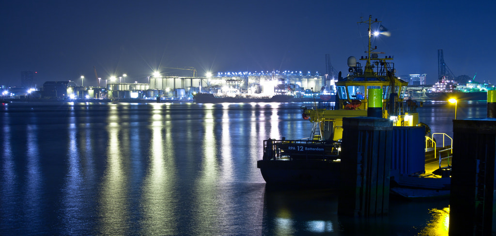 Photograph Pernis - Port by Sjors Roelofs on 500px