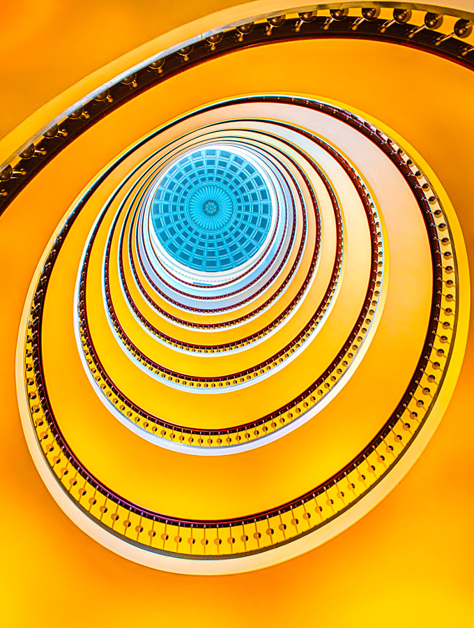 Axelborg Staircase by Jerold Paterson on 500px.com