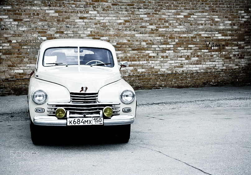 Photograph Old Car by Оксана Смолкина on 500px