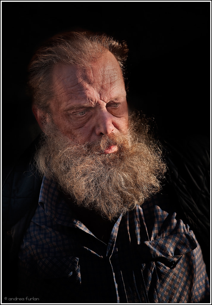 Photograph Bearded man by  Andrea Furlan on 500px