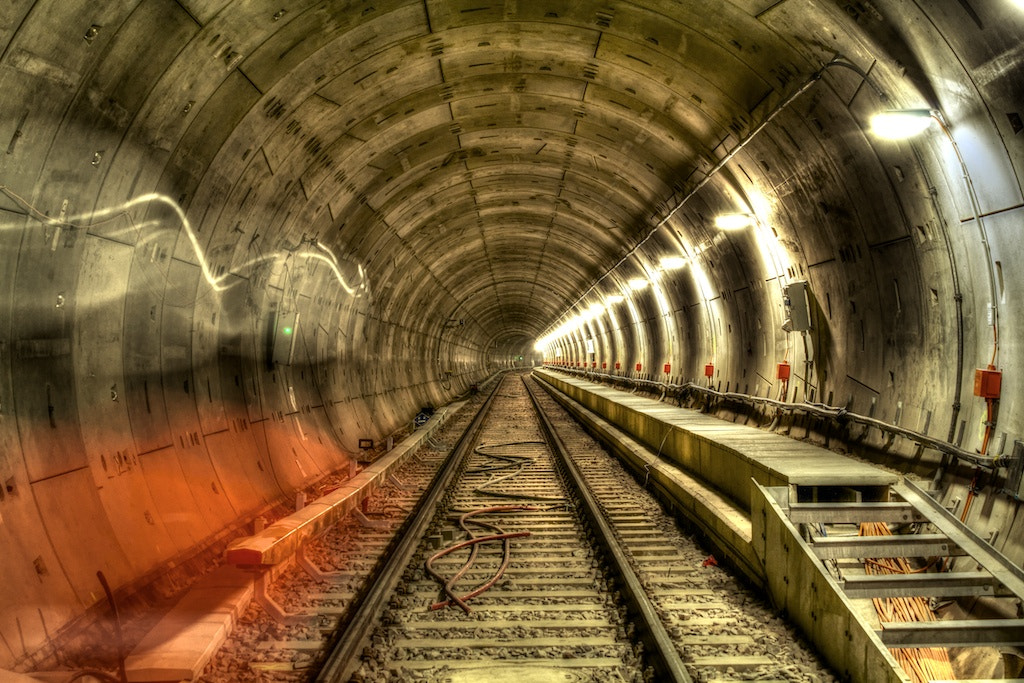 Photograph Subway by Peter Moser on 500px