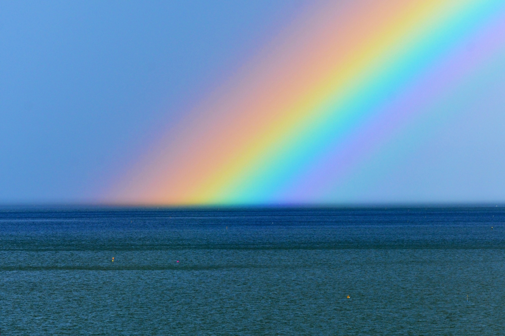 Photograph Rainbow by Vincent Cecchetti on 500px
