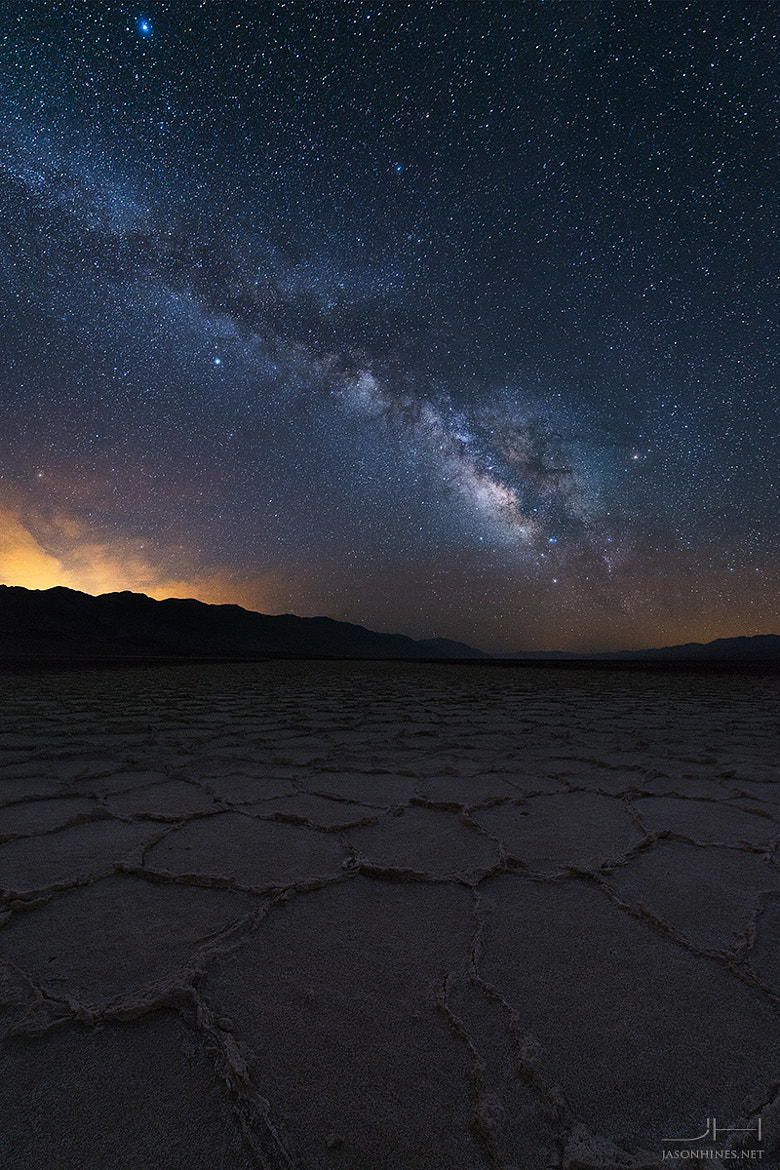 Photograph Death Valley Milky Way by Jason Hines on 500px