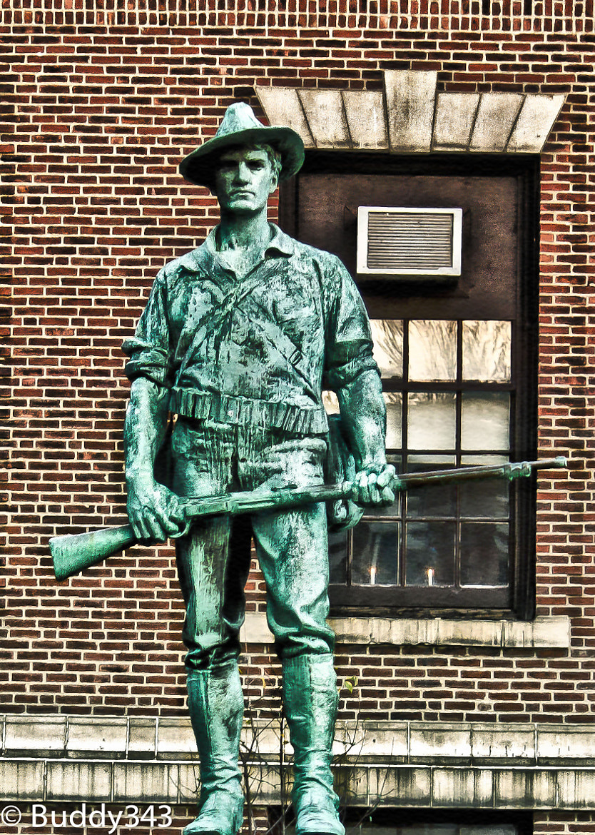 Photograph Green Soldier. by Buddy 343 on 500px