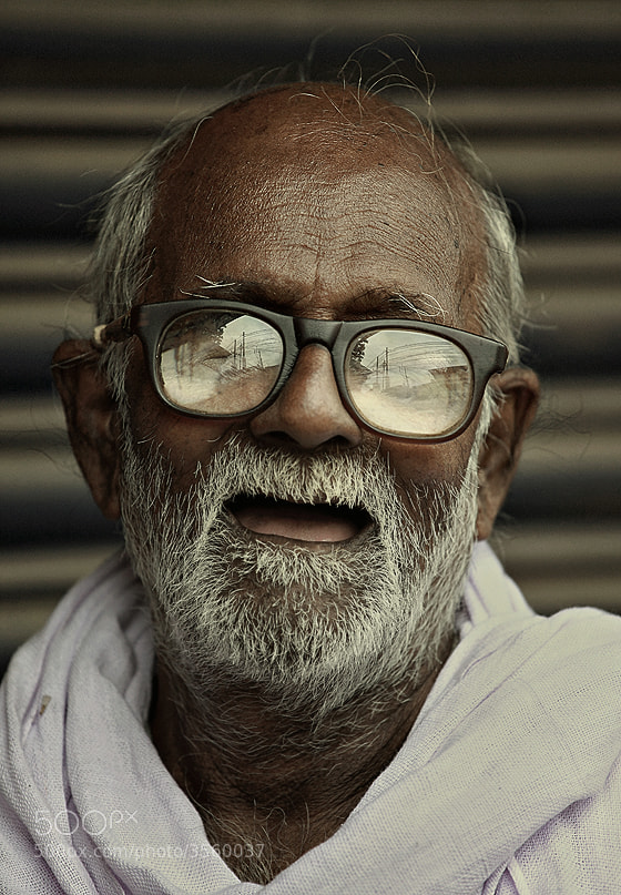 Photograph Indian Man by Raeid Allehyani on 500px