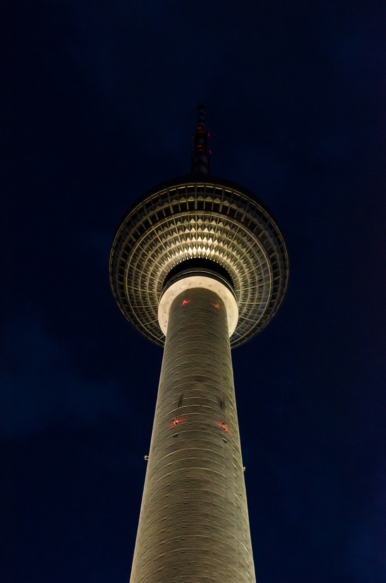 Photograph Berlin Tv Tower by Ragnar Thorarensen on 500px