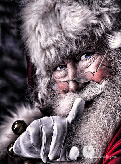 Photograph Jolly Ol' St. Nick by Lew Everling on 500px