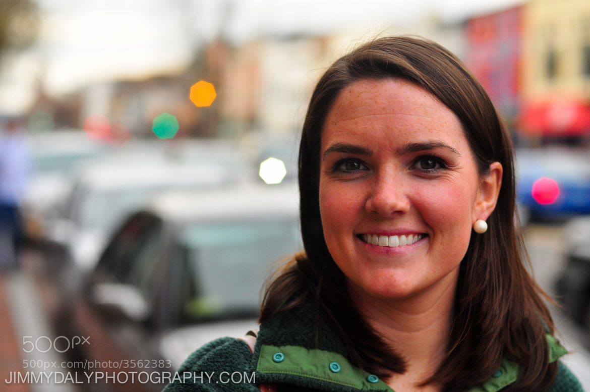 Photograph Kelly in Georgetown, DC by Jimmy Daly on 500px