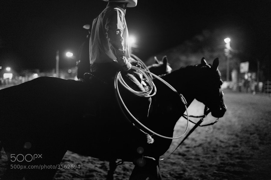 Photograph Small Town Rodeo by Josh Ashdown on 500px