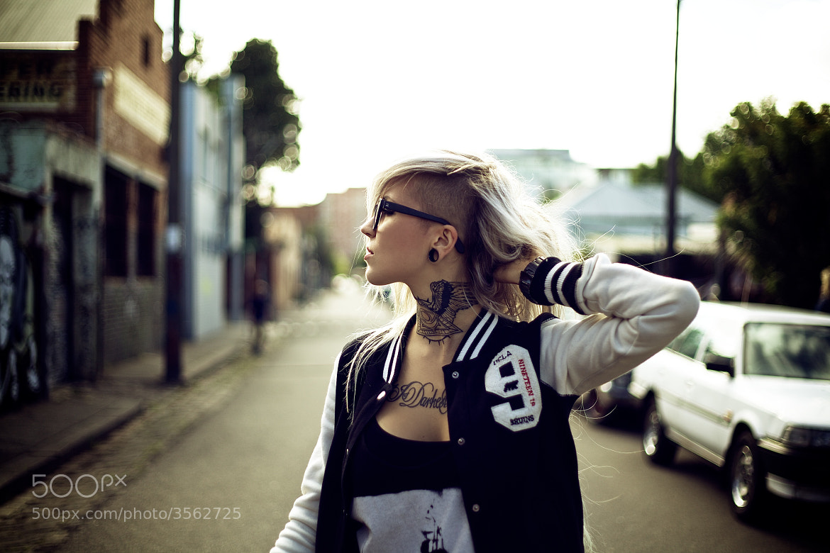 Photograph Sara Fabel by Long Sien on 500px