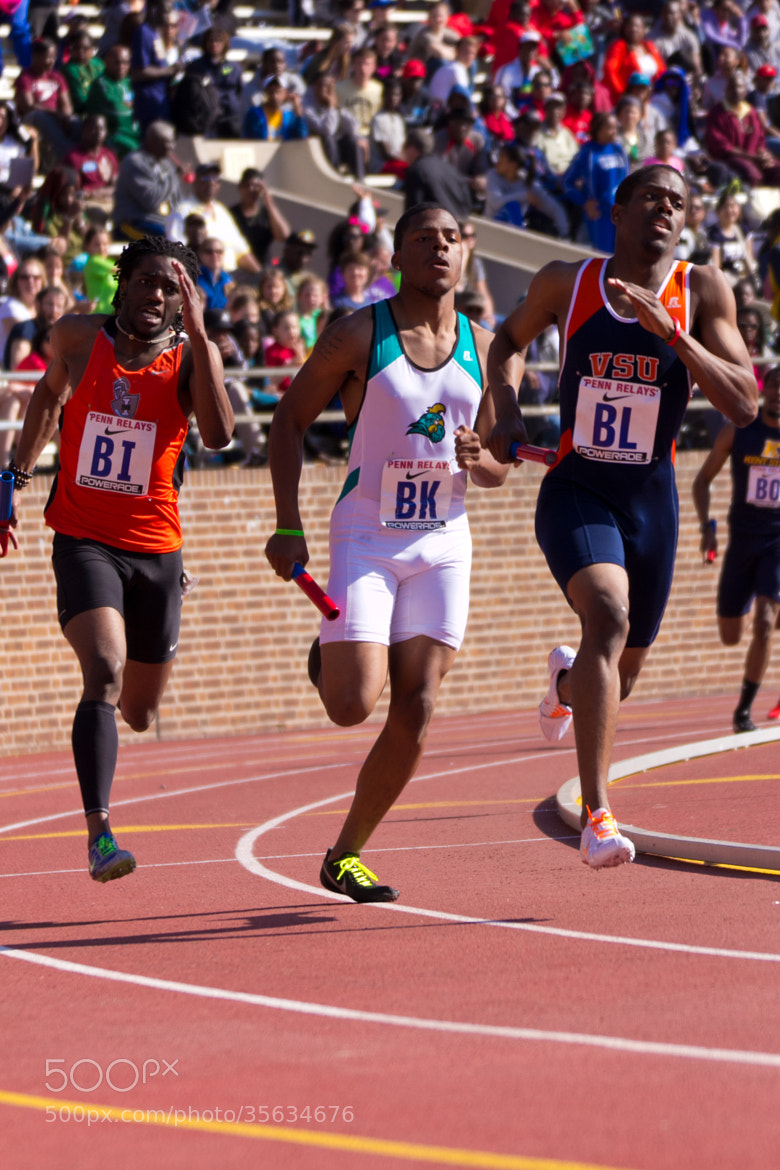 Photograph 2013 Penn Relays by Joe Swift on 500px