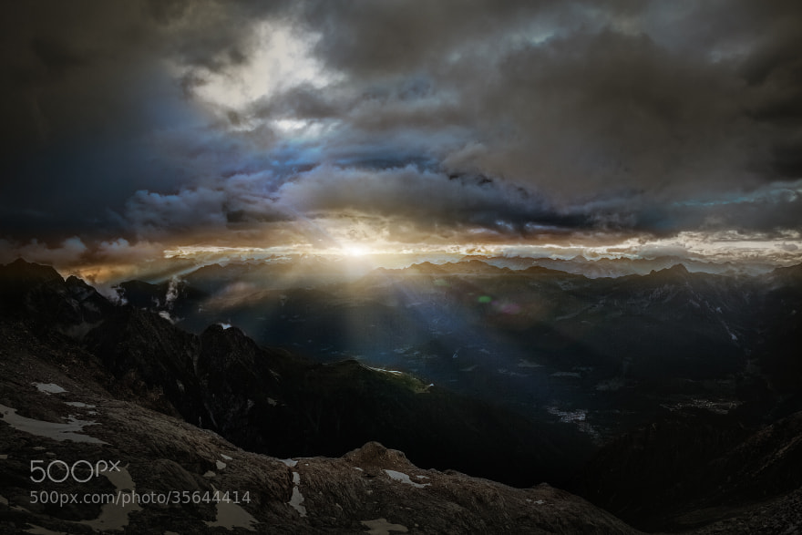 Photograph Light of Creation by the_monk_D on 500px