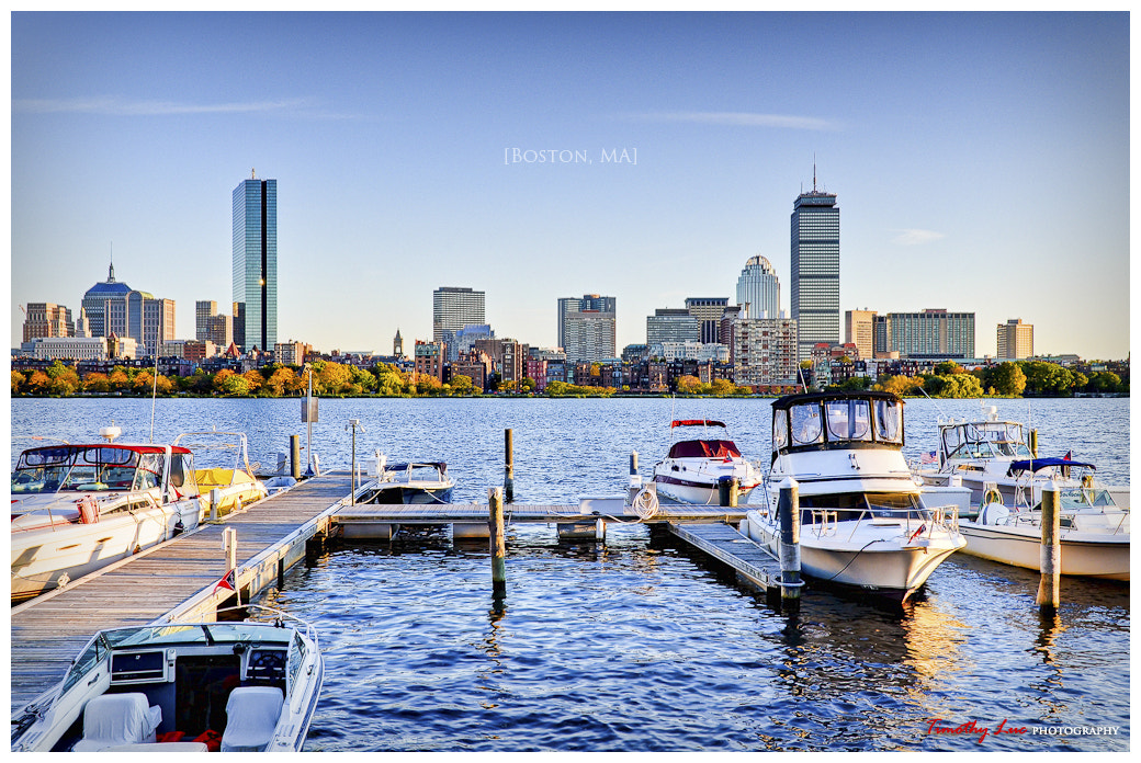 Photograph Boston Postcard by Timothy Luc on 500px