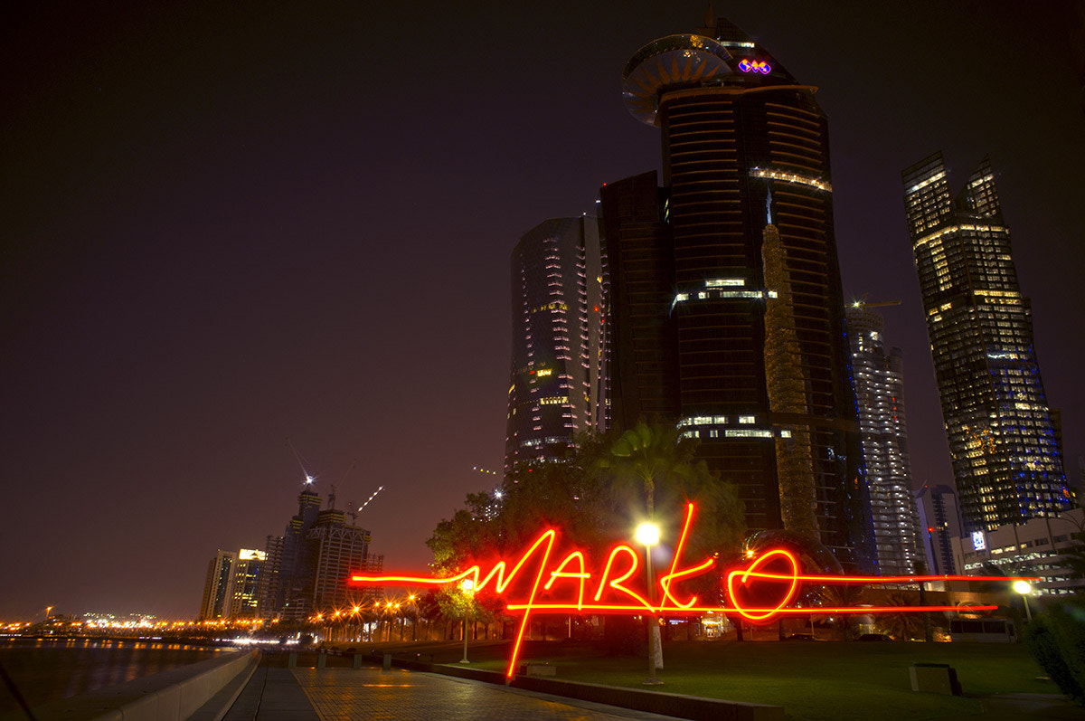 Photograph Untitled by Marko Light-painting on 500px