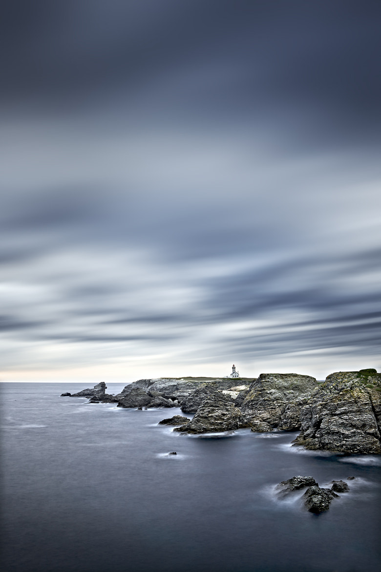 Photograph a small light house by jeff ropars on 500px