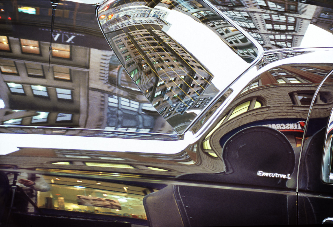Photograph 5th Ave & 20th St. in a Town Car by John Sullivan on 500px