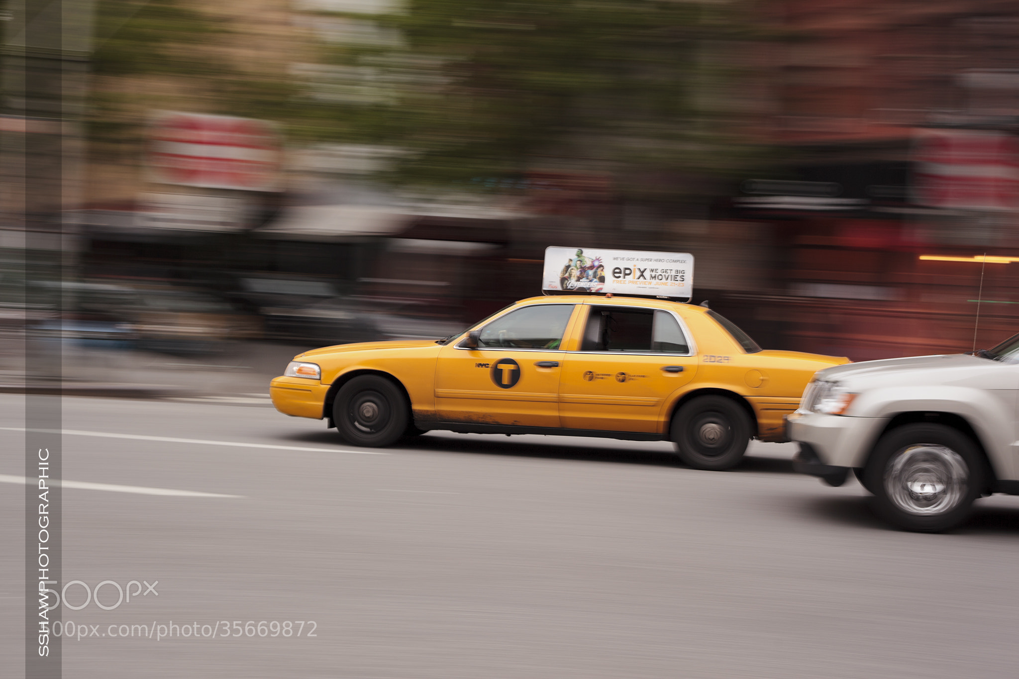 Photograph Taxi  by Shane Shaw on 500px