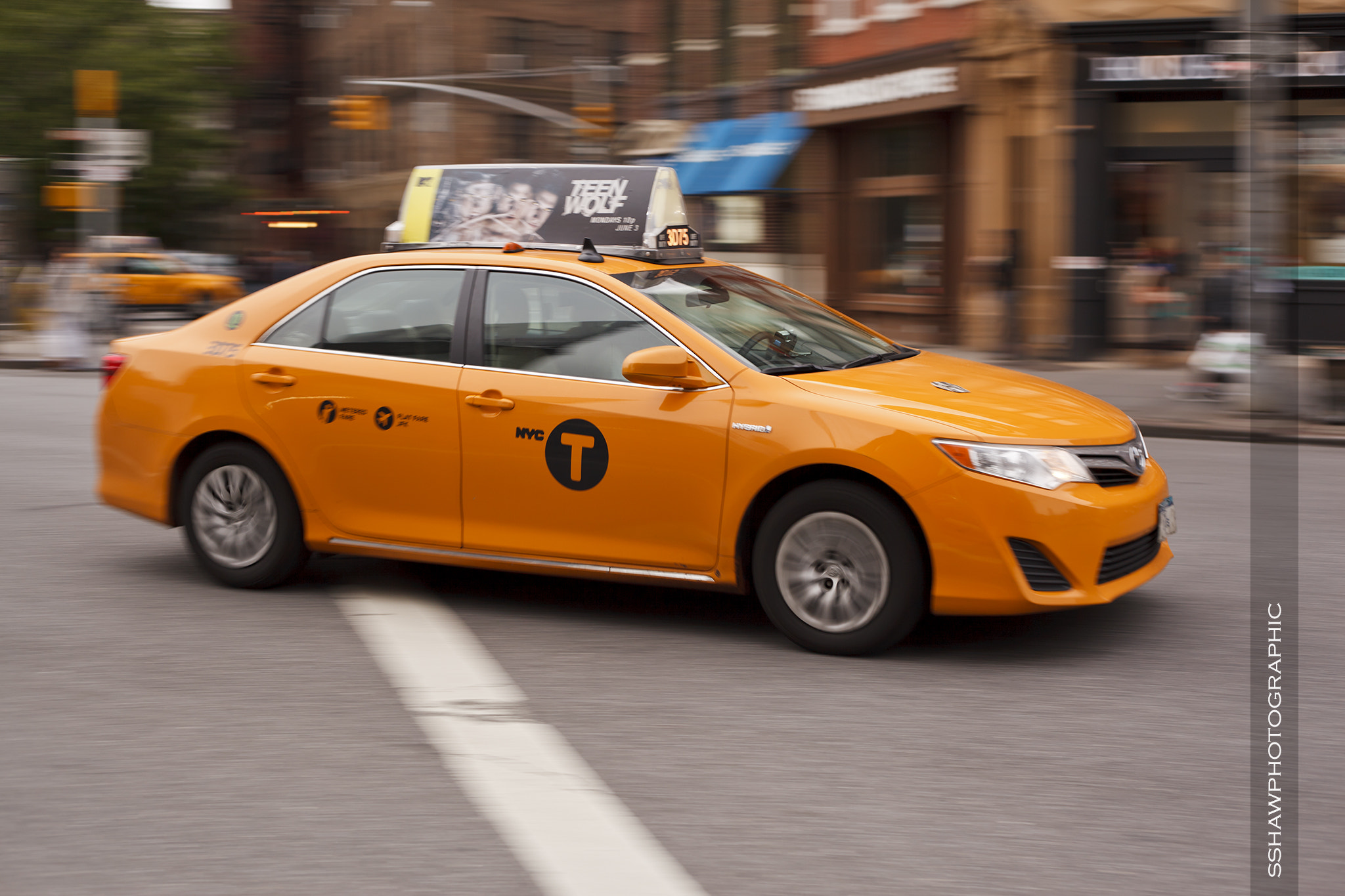 Photograph New Generation NYC Cabs by Shane Shaw on 500px