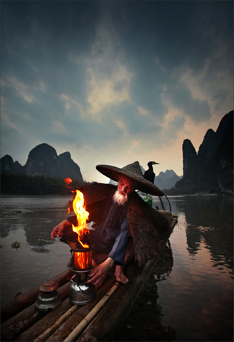 Photograph The fire of magic by Woosra Kim on 500px