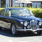 Classic Jaguar in beautiful shape!
