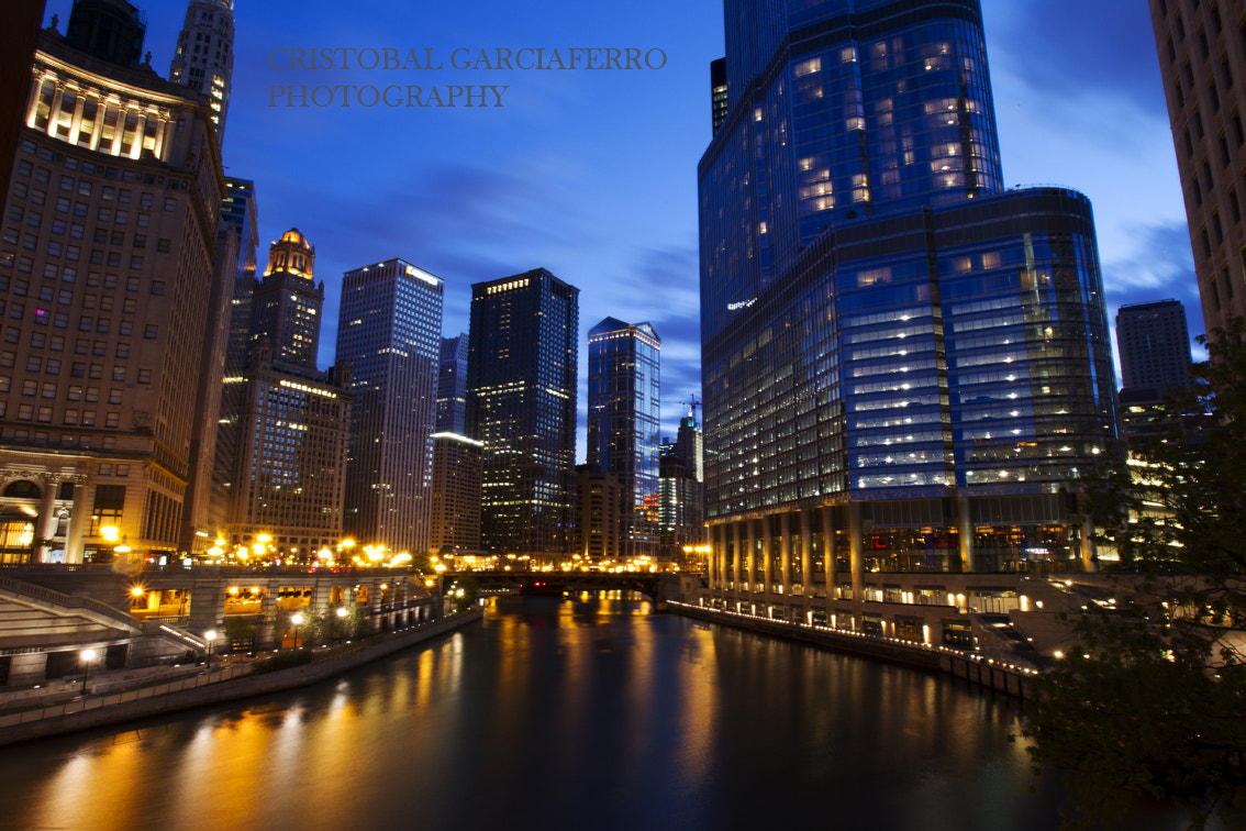 Photograph Chi-town and river by Cristobal Garciaferro Rubio on 500px