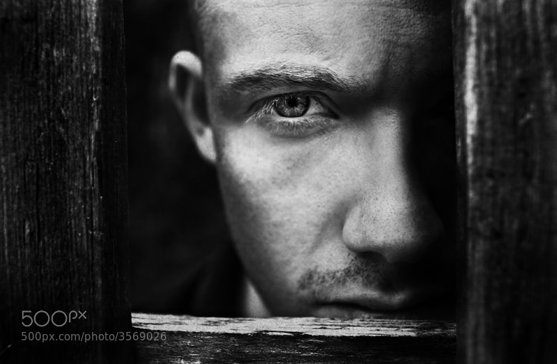 Photograph Anonymous by Sivan  Perets on 500px