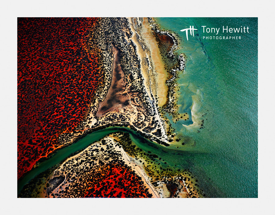 SHARK BAY INLET 1 by Tony Hewitt on 500px.com