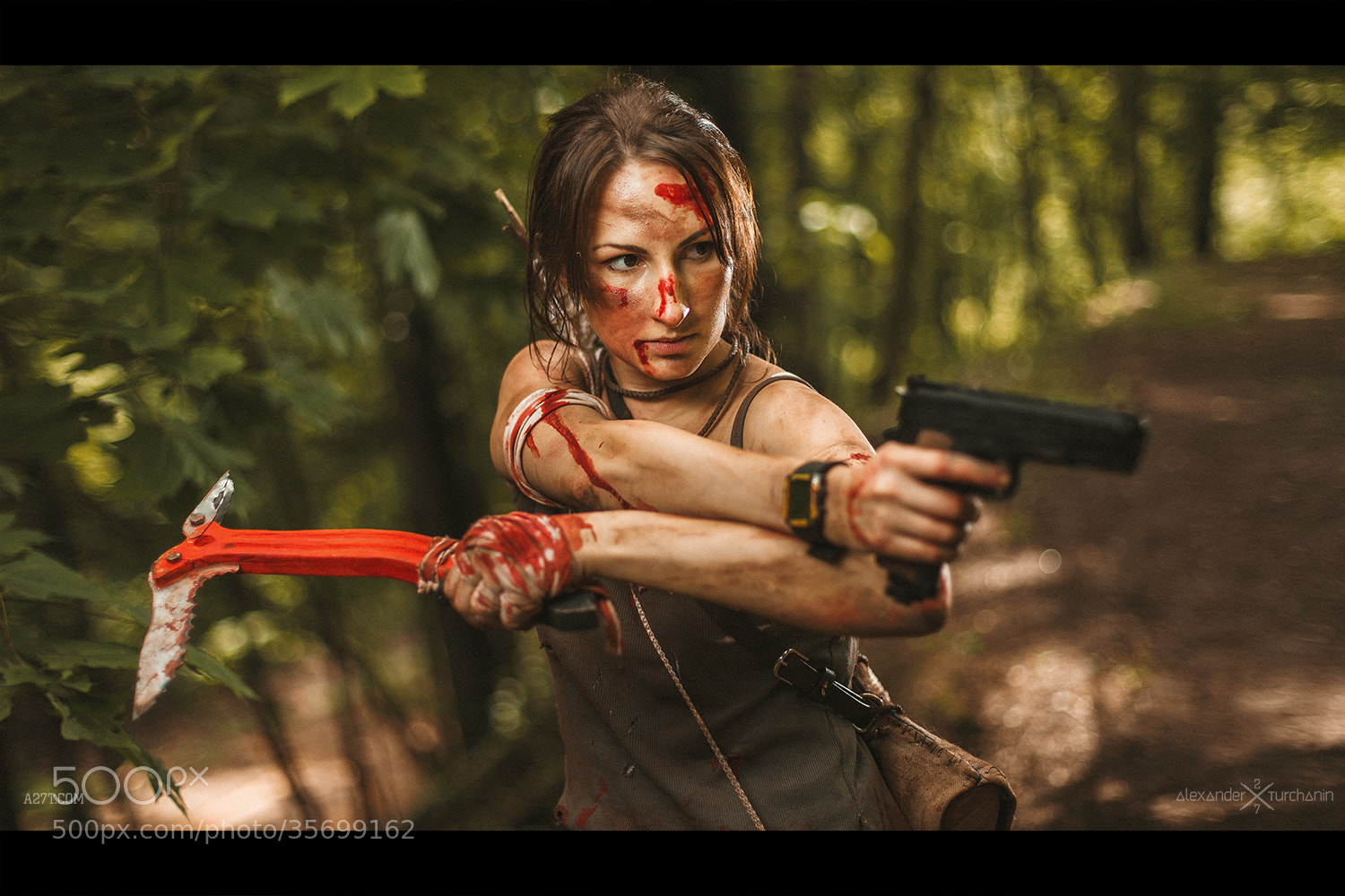 Photograph Tomb Raider: Reborn by Alexander Turchanin on 500px