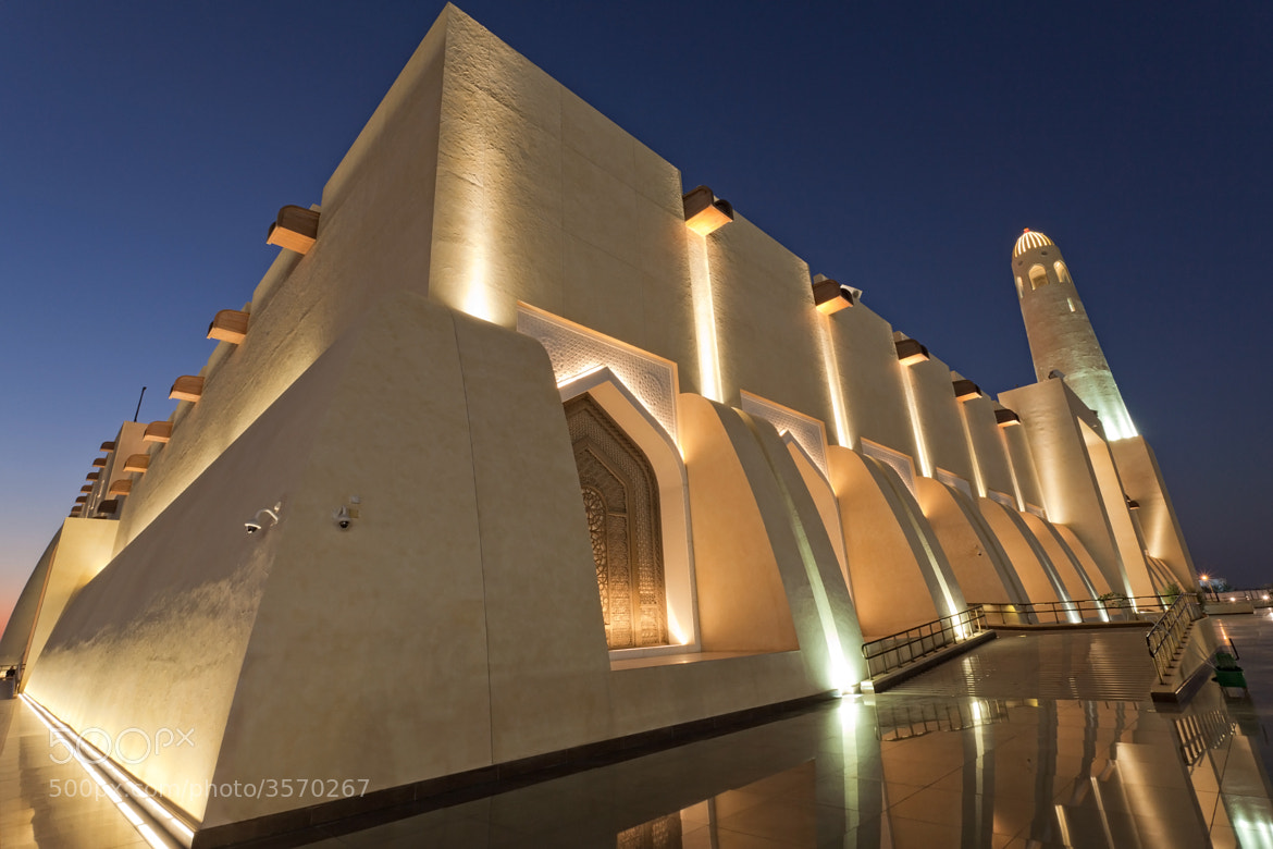 Photograph Mosque by Helminadia Ranford on 500px
