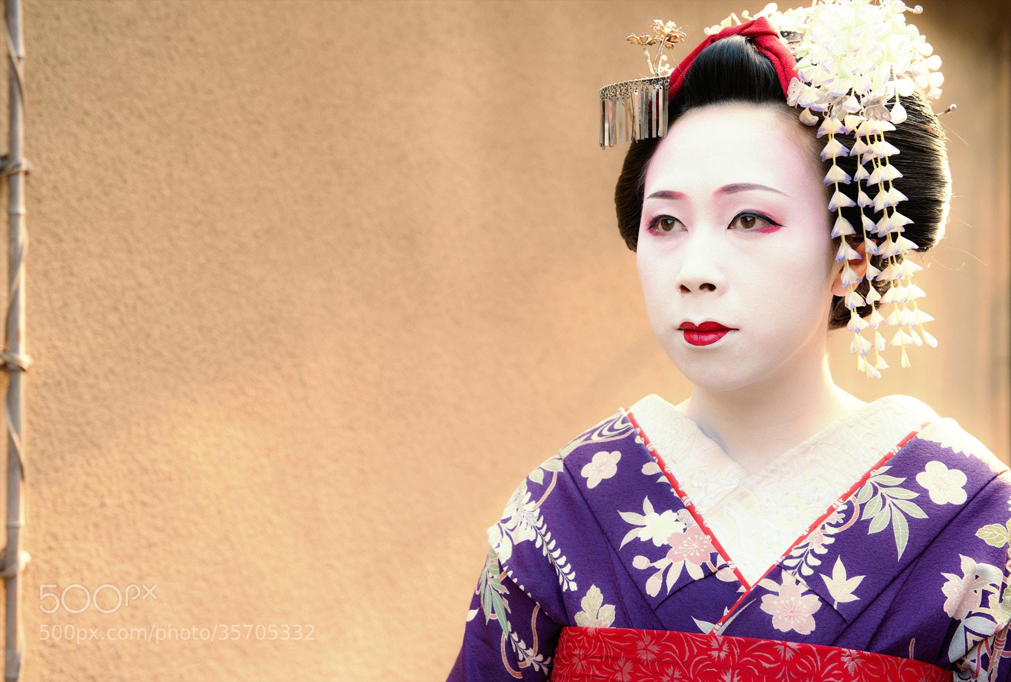 Photograph Sunset Geisha by hugh dornan on 500px