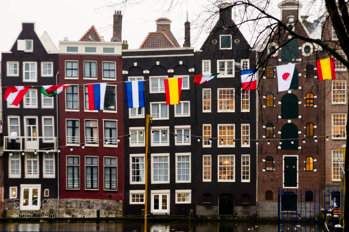 Photograph amsterdam holland house on the canal by Andrey Andriyanov on 500px