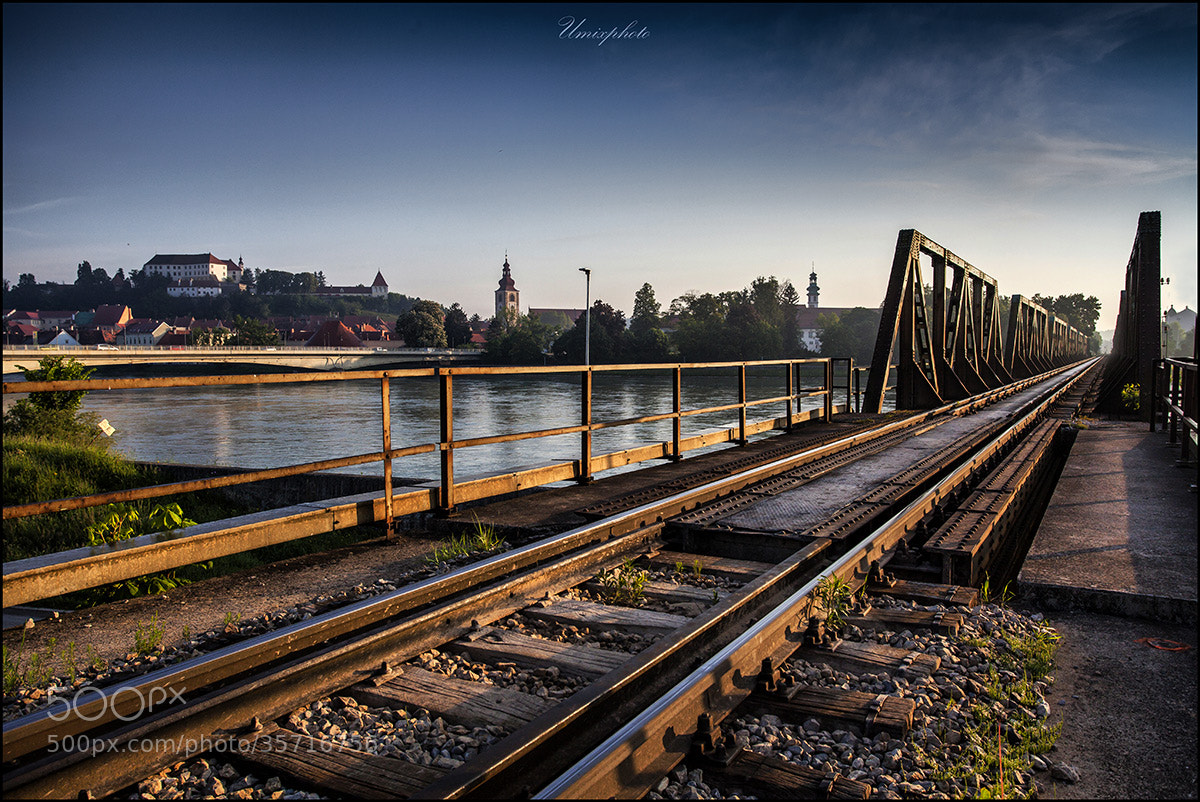 Photograph Railway To Ptuj by Jaro Miščevič on 500px
