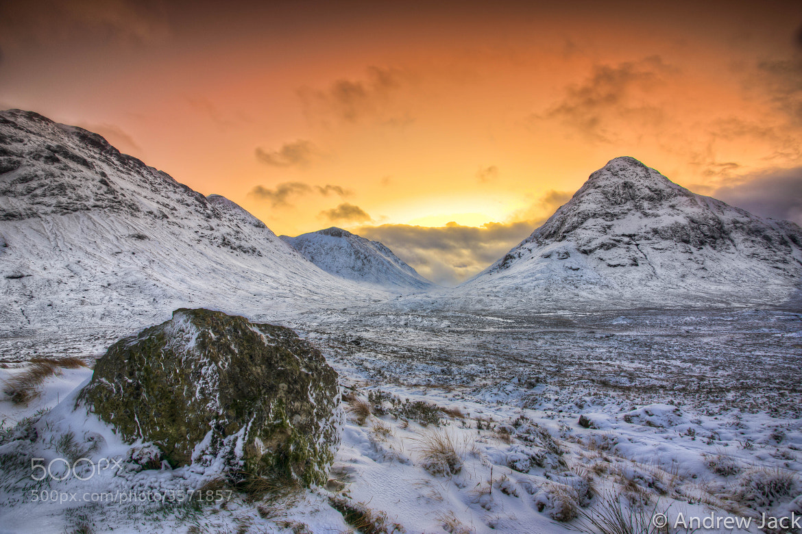 Photograph Buachaille Etive Mor by Andrew Jack on 500px