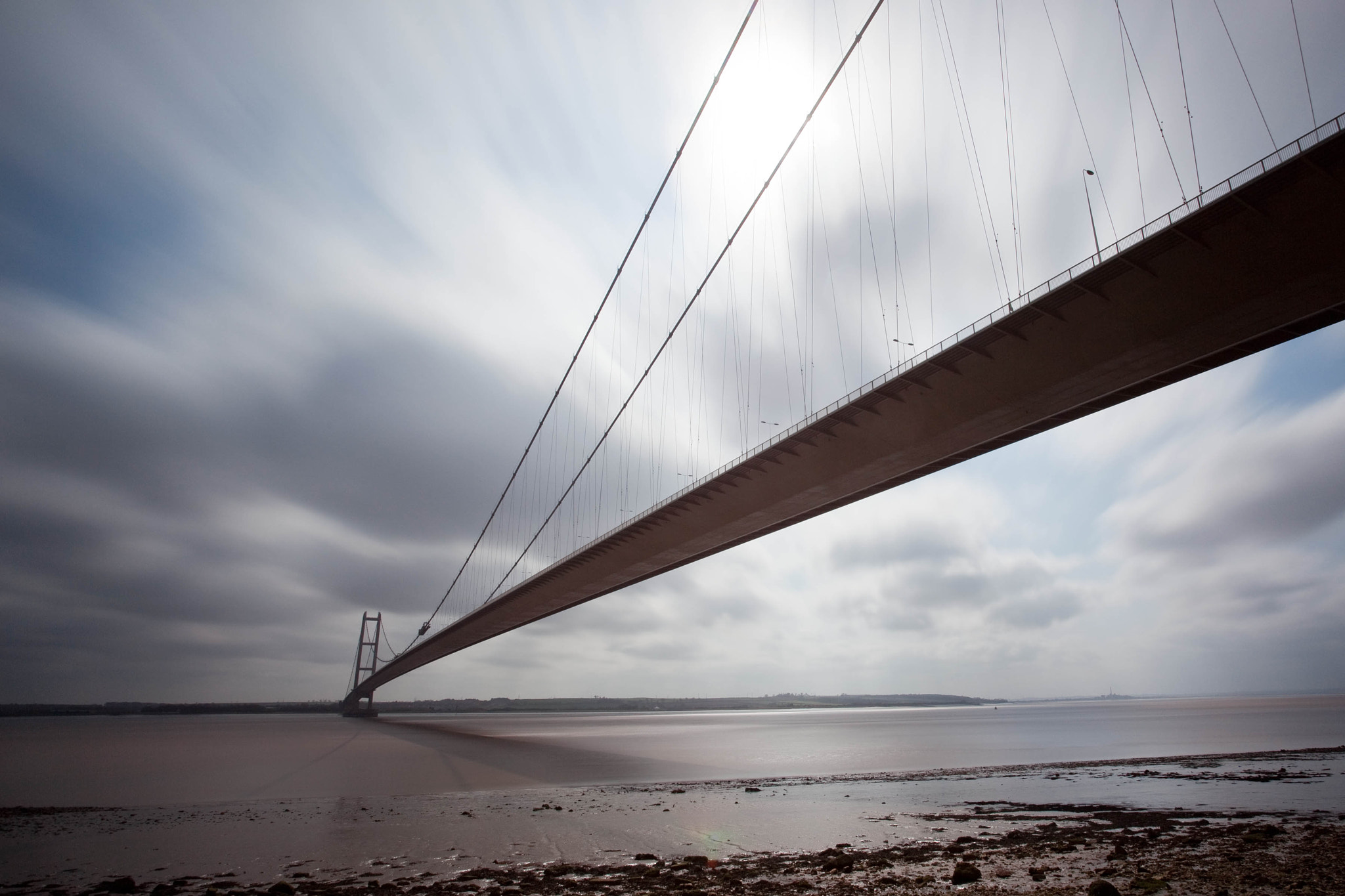 Photograph Humber Bridge LE by Carl Mickleburgh on 500px