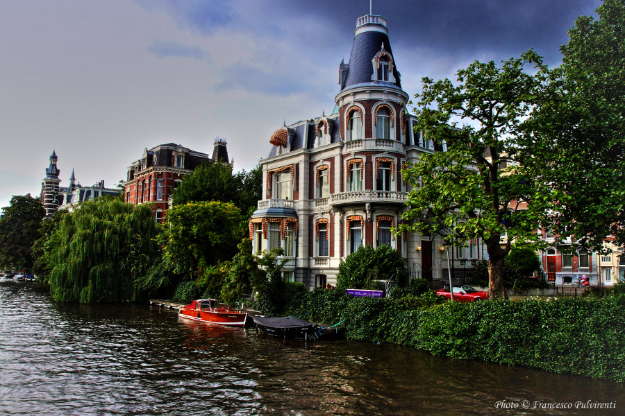 Photograph Amsterdam by Francesco Pulvirenti on 500px