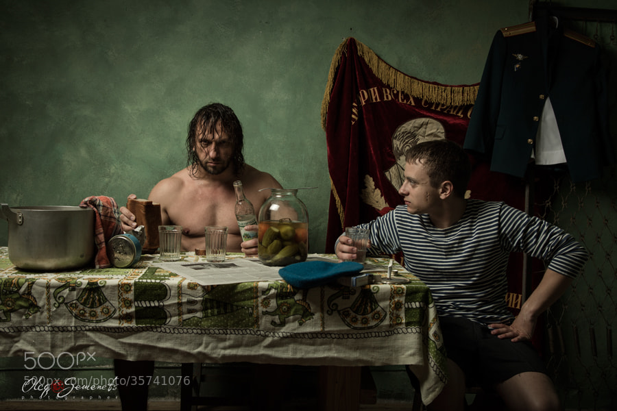 Photograph USSR, Municipal apartment by Oleg V. Dragon Semenets on 500px