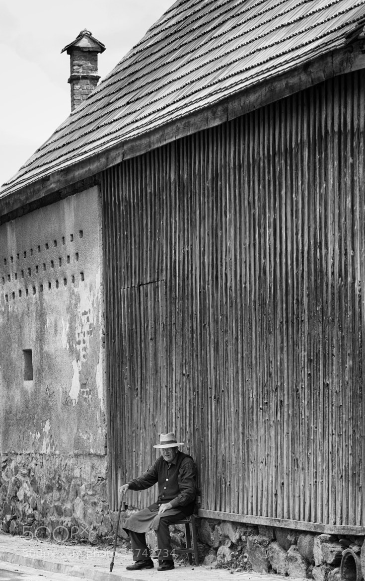 Photograph Old man  by Julien Oncete on 500px