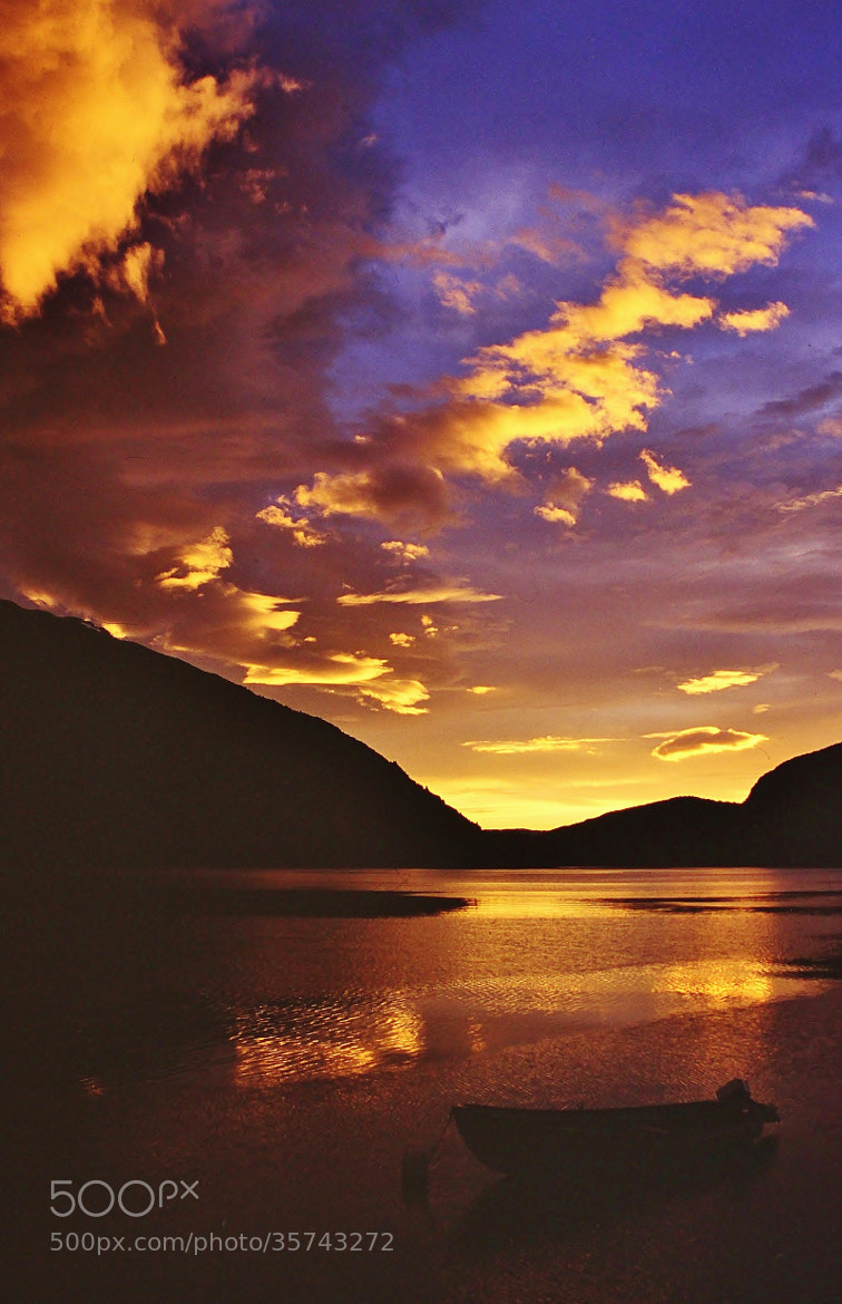 Photograph Norway sunset  by Paul Wyman on 500px