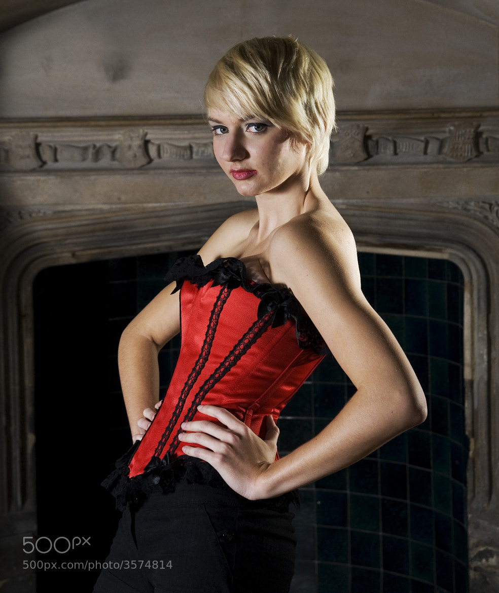Photograph Miss Scarlet by Noel Hannan on 500px