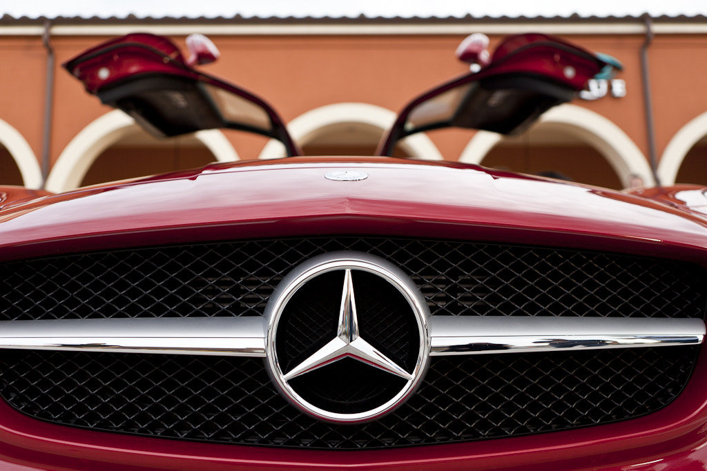 Photograph Mercedes SLS by Todd Nall on 500px