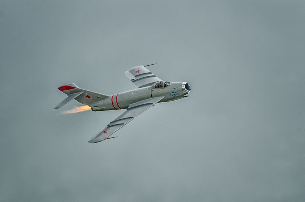 Photograph Mig-17 by R. Grothaus on 500px