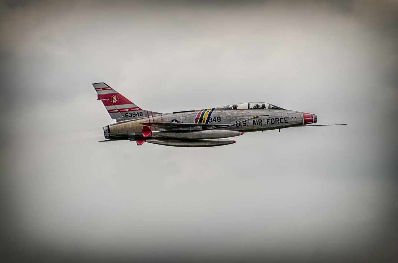 Photograph F-100 by R. Grothaus on 500px