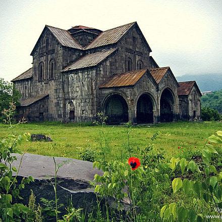 Akhtala church