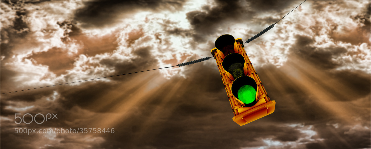 Photograph Go ! by michael agliolo on 500px