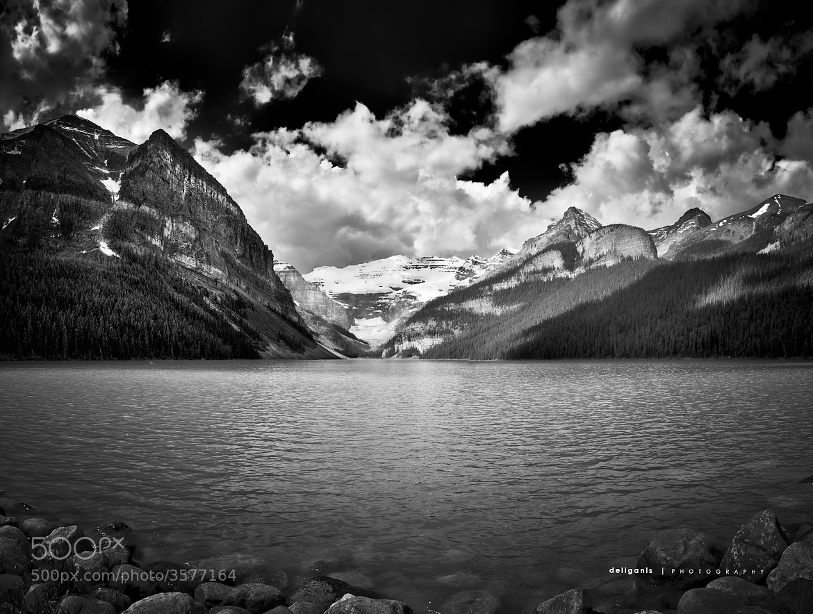Photograph Lake Louise, AB, Canada by Steve Deligan on 500px