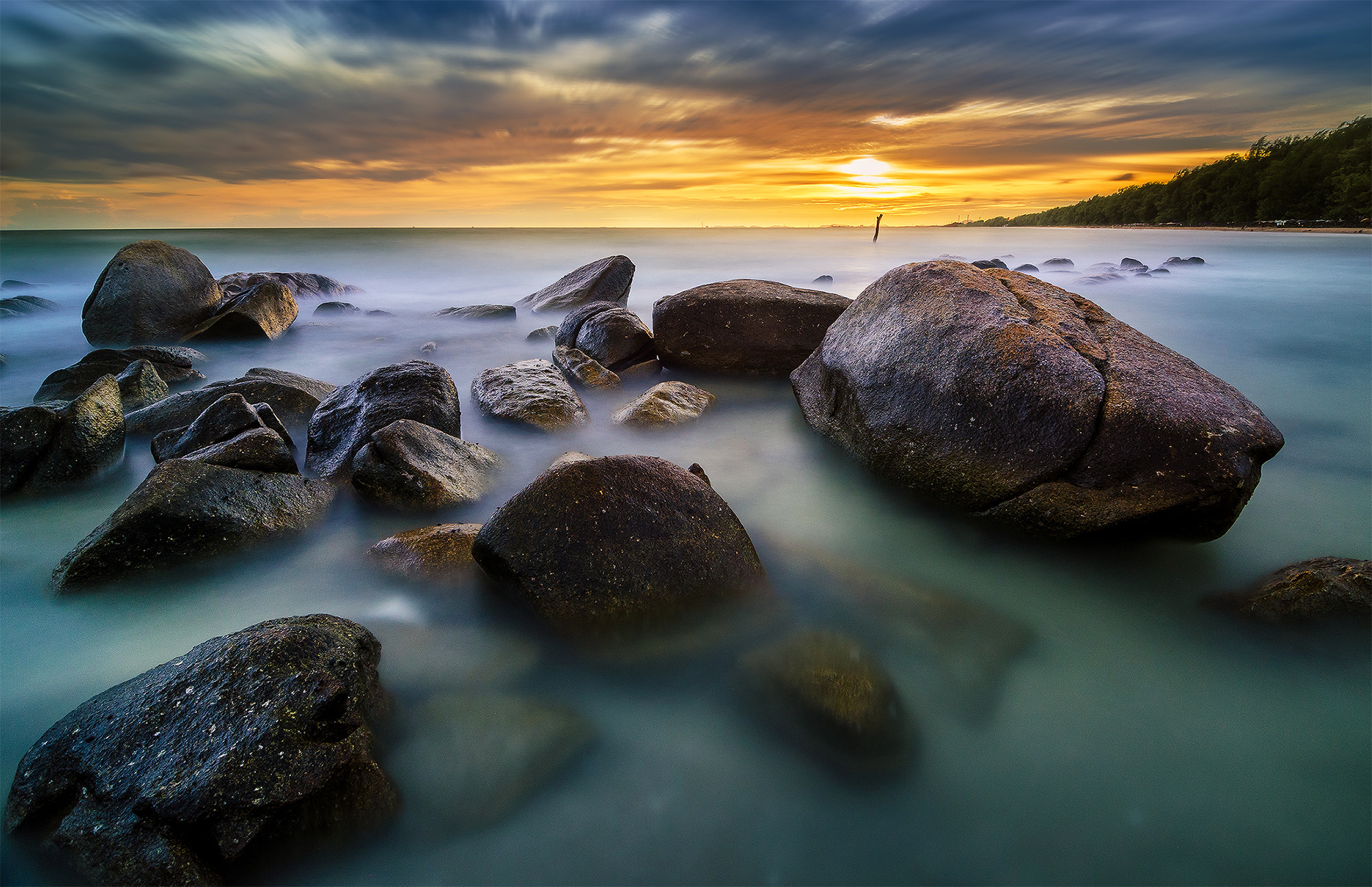 Photograph Rayong Seascape by Taweesak Boonwirut on 500px