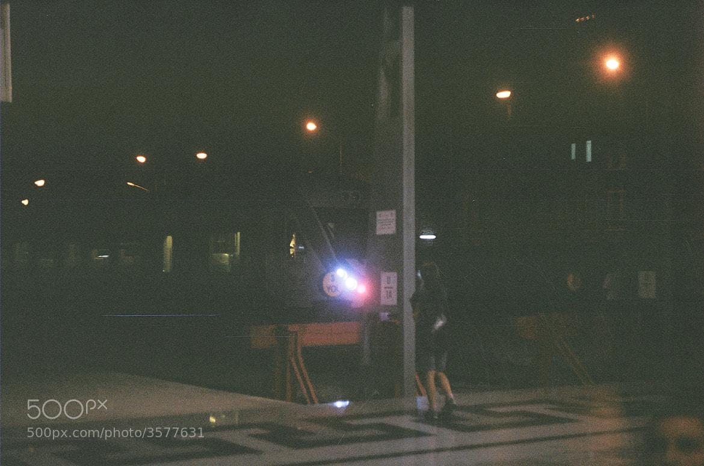 Photograph missing the last train... by M.Deniz Karatay on 500px