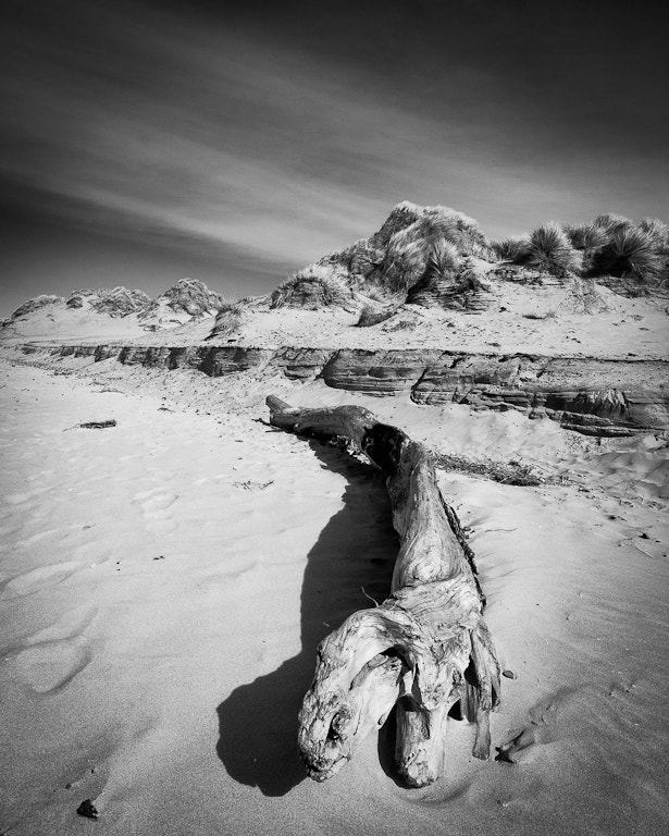 Photograph On Formby Beach by Paul Watson on 500px